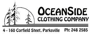 Oceanside Clothing