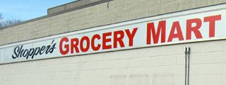 Shoppers Grocery Mart
