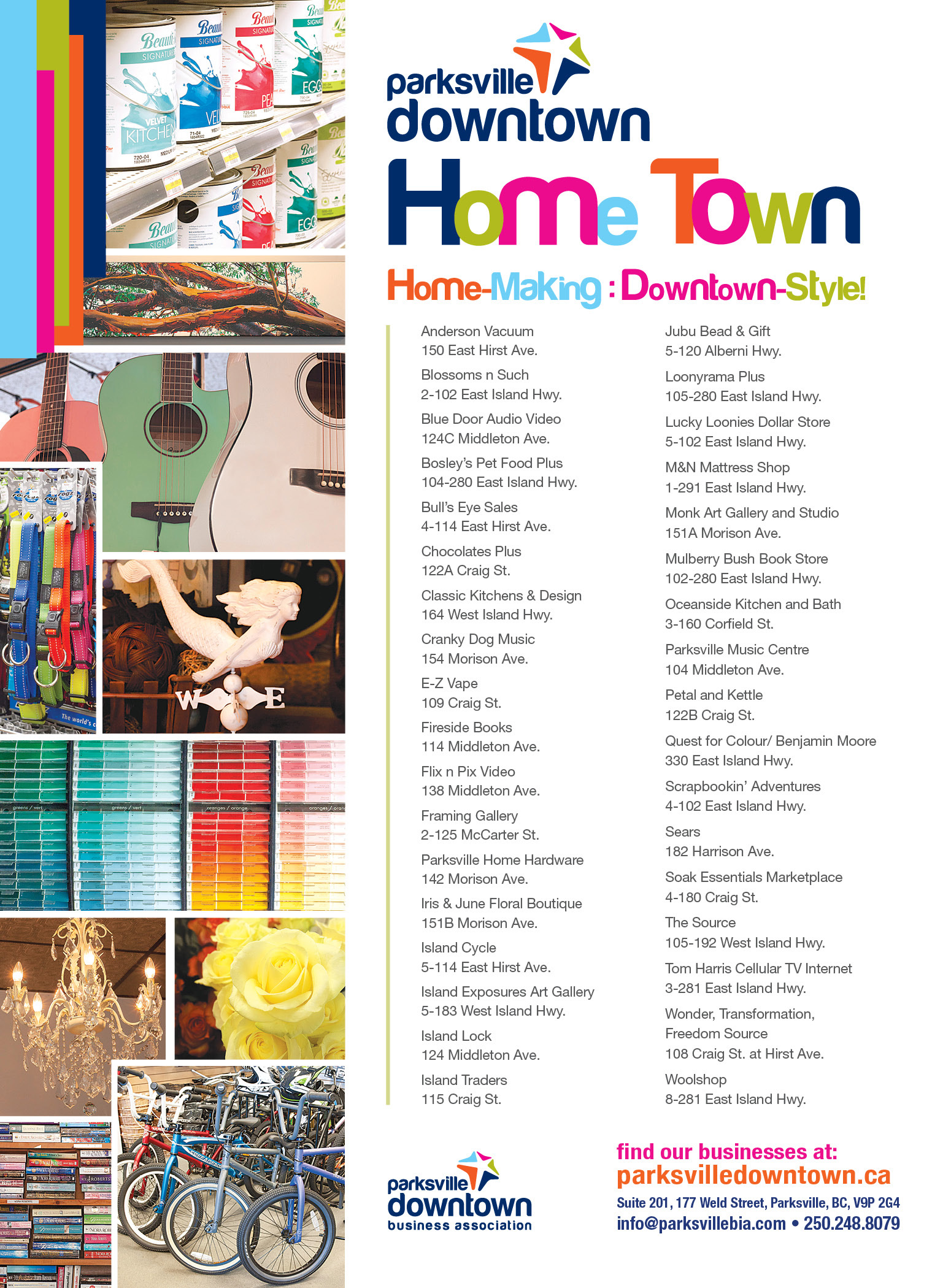 Home-Making: Downtown-Style!