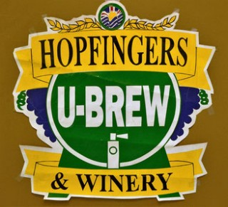 Hopfingers U-Brew & Winery