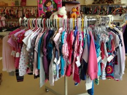 Kidsville Consignment Boutique in Parksville has it all!